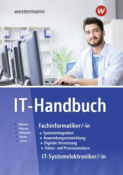 IT-Handbuch IT-Systemelektroniker/-in, Fachinformatiker/-in